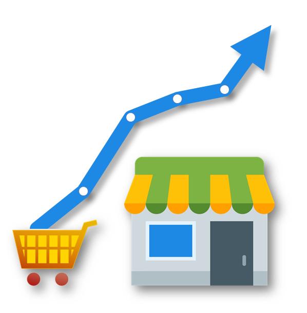 aumenta vendite in negozio